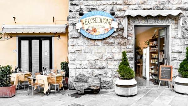 esterno - Taverna Le Cose Buone, Gaiole In Chianti