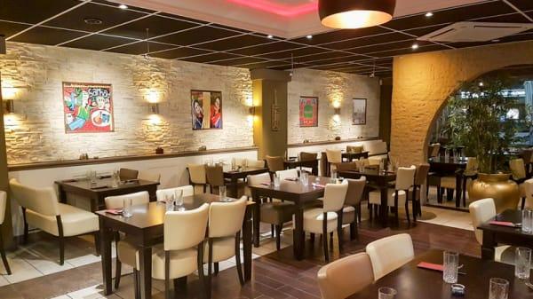 Het restaurant - Tandoori Lounge, Hoofddorp