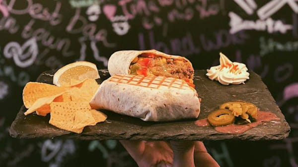 Sugerencia del chef - Bonita Bar, Barcelona