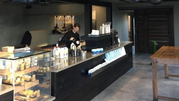 Barefoot Barista, Palm Beach