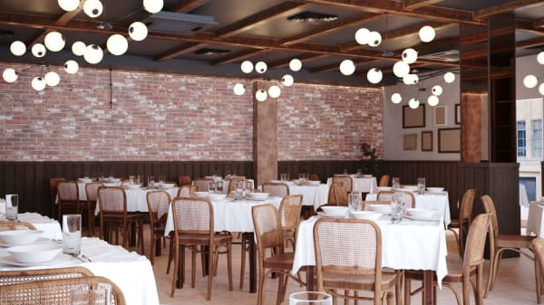 Restaurante Asarmiento, Madrid