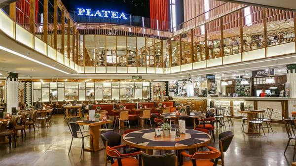 Restaurante - El Foso - Platea Madrid, Madrid