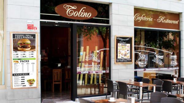 Fachada - Tolino Burger Restaurant, Granollers