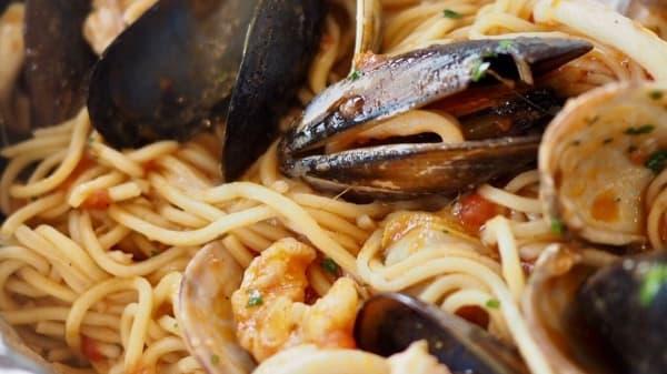 Suggerimento dello chef - Trattoria dei Pescatori, Santa Margherita Ligure