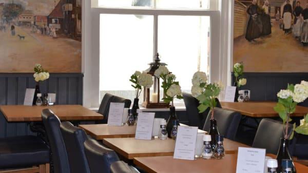 Het restaurant - Fletcher Badhotel Egmond Aan Zee, Egmond aan Zee