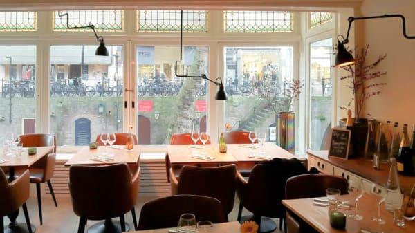 Het restaurant - Restaurant Bistronome Des Arts, Utrecht