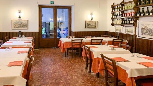Vista sala - Ristorante Il Miraggio, Roma
