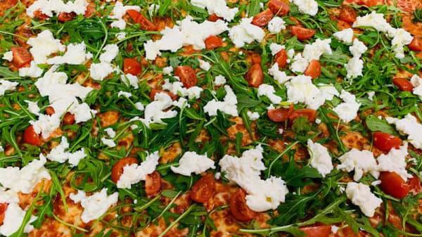 Sugerencia del chef - Pizza pazza, Santa Eularia Des Riu