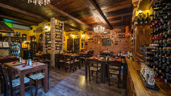 La sala - La Locanda in Centro, Genoa