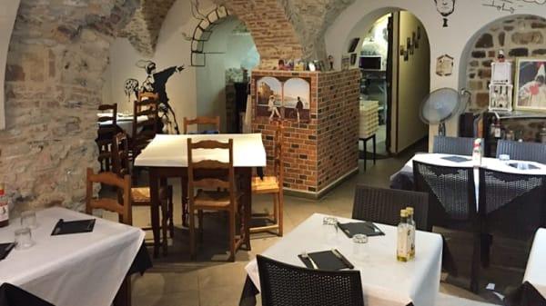 Sala - A' Livella Pizzeria Napoletana, Imperia
