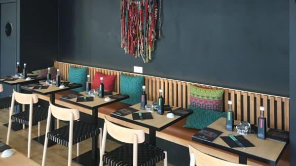 Salle du restaurant - Côté Sushi Pau, Pau