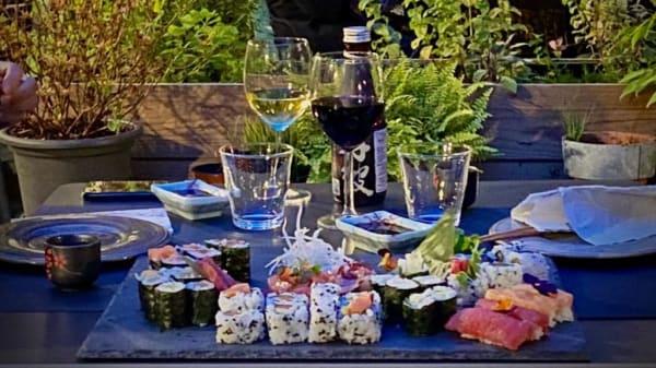 Sugestão do chef - Tsukimi garden, Lisbon