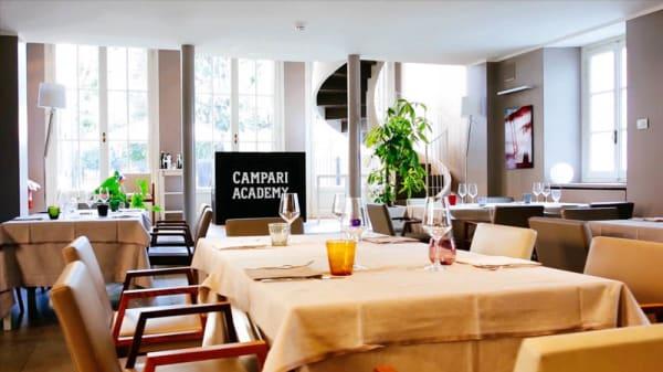 Vista sala - Villa Campari, Sesto San Giovanni