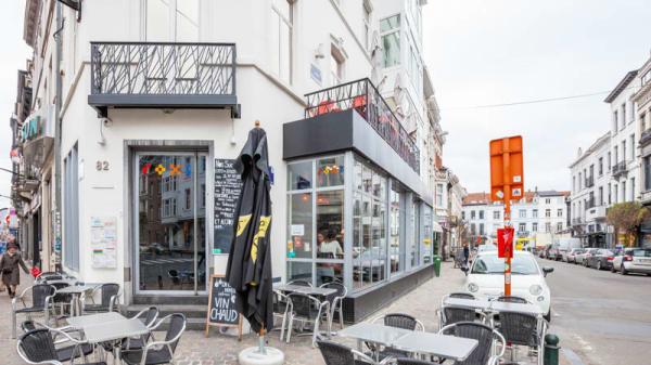 Entrée - Roxi, Ixelles