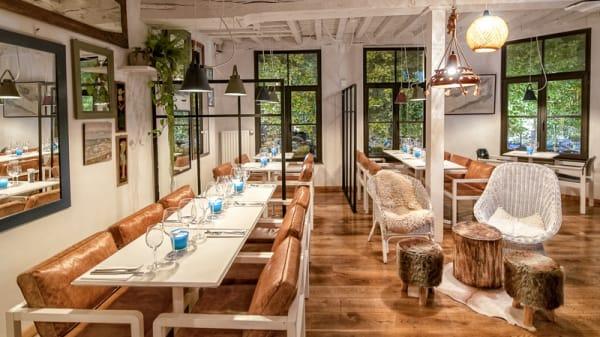 Restaurant 1st Floor - POP-UP Sablon, Brussel