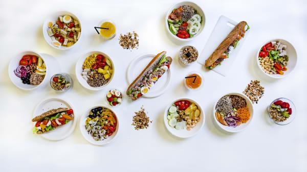 Bowls e Sandes - Sanno - Healthy & Real Food, Braga