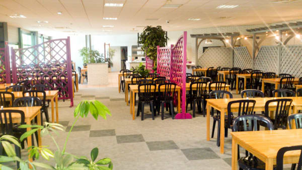 Vue de la salle - Espace Midinette - Midinette la Cafet', Hères