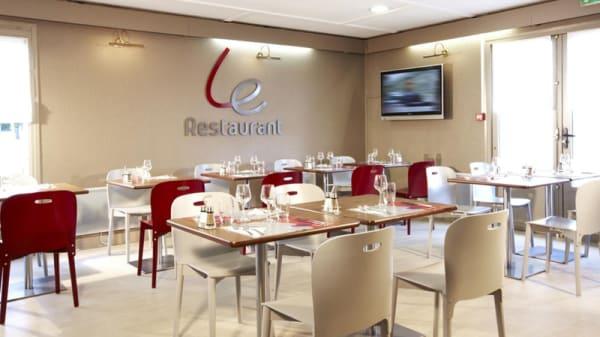 Le restaurant - Hôtel et Restaurant Campanile, La Glacerie