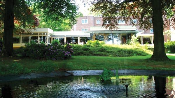 Het terras - Fletcher Hotel-Restaurant Paasberg, Lochem