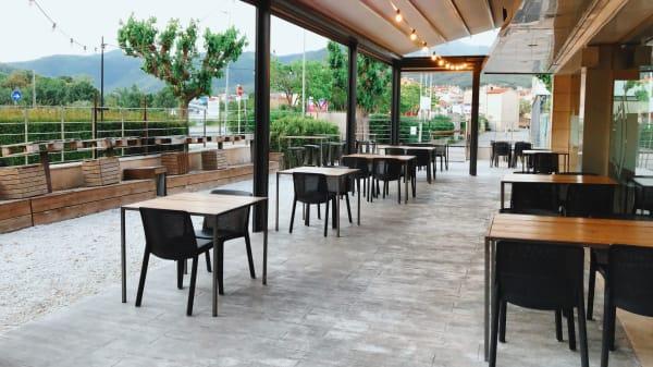 Terraza - Tramonto Food&Drinks, La Garriga