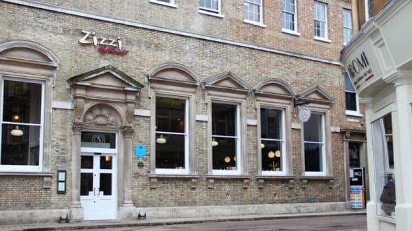 Zizzi - Cambridge Bene't Street, Cambridge