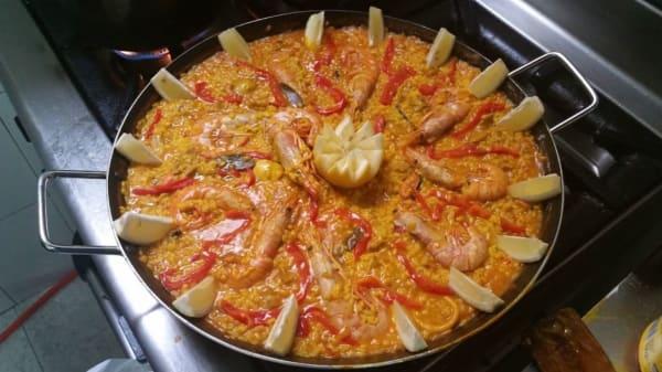 Sugerencia de plato - El Montesillo, Corona Algaida y Gata