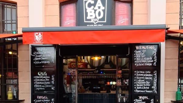 Cabo Nou, Barcelona