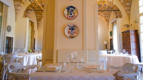 Vista sala - Il Chiostro - Sangiorgio Resort, Cutrofiano