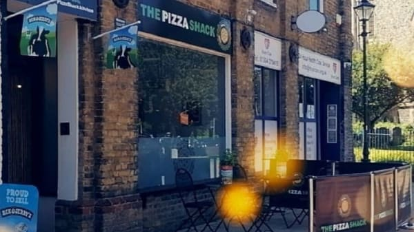 The Pizza Shack, Dover