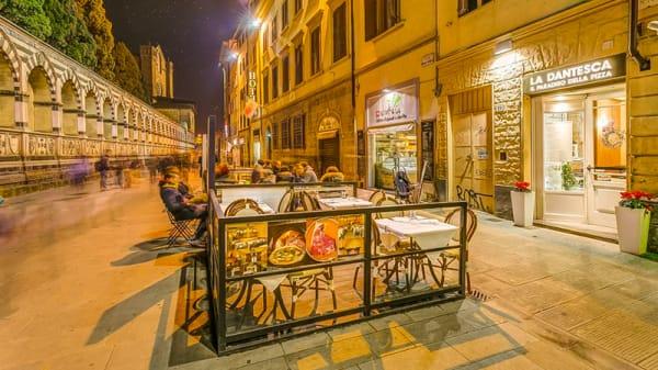 La terrazza - La Dantesca, Florence