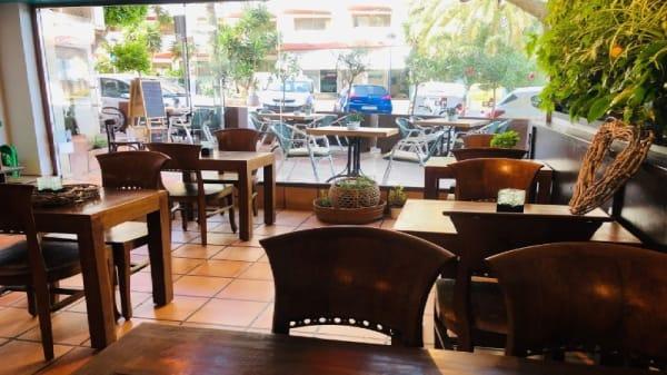 Sala - Botanic Gastro Bar, Santa Eularia Des Riu