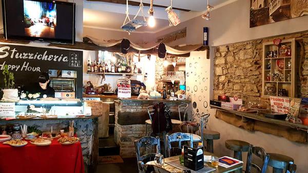 Vista sala - Stuzzicheria - Bruschetteria Wine Bar, Como