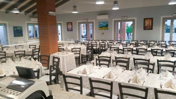 Vista sala - All'Olmo, Novara