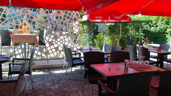 Terrasse - Café Cult, Genève