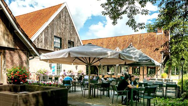 Terras - Restaurant De Broeierd (by Fletcher), Enschede