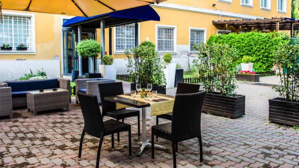 Terrazza - M & G  The Restaurant, Rome