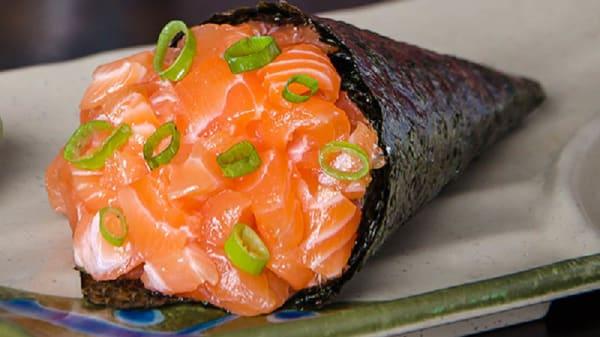 Especialidade do chef - Dachô Sushi Londrina