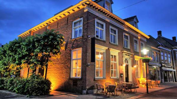 Voorkant restaurant - De Lachende Gans Werkendam, Werkendam