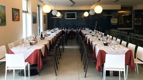 Vista sala - Cafè Groove Restaurant, Figline e Incisa Valdarno