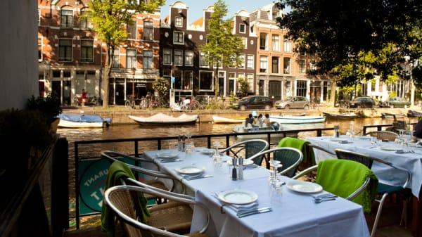 Terras - Levant, Ámsterdam