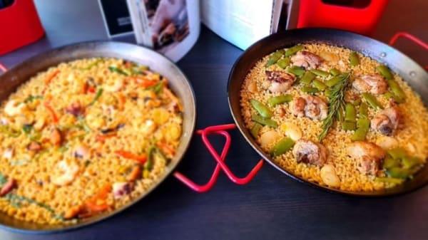 Arrocería El Trato Gastrobar, Madrid