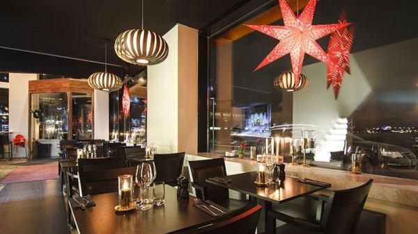 Dining room view - Stranden, Stockholm