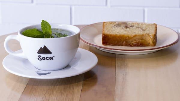 Café Soca (Ecopetrol), Bogotá