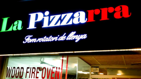 Entrata - La Pizzarra, Barcelona