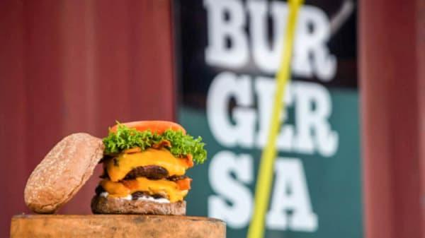 Prato - Burger S/A, Goiânia