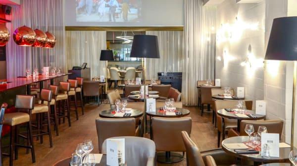 Le restaurant - Môm, Paris-17E-Arrondissement
