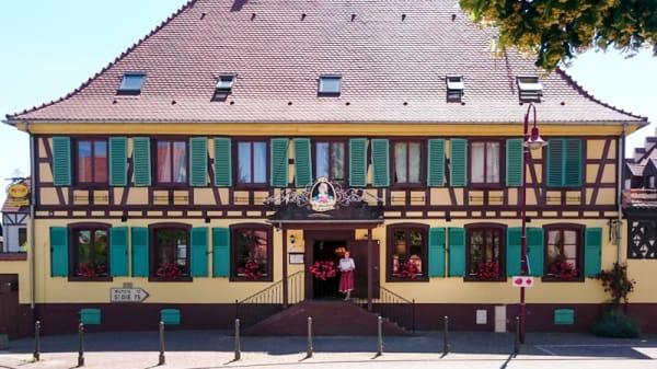 Restaurant - Le 1774 - Les Jambons de Marinette, Entzheim