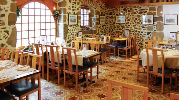 Intérieur - Restaurant de l'Hostellerie du XVIème Siècle, Nyon