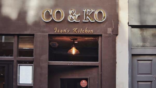 Co & Ko, London