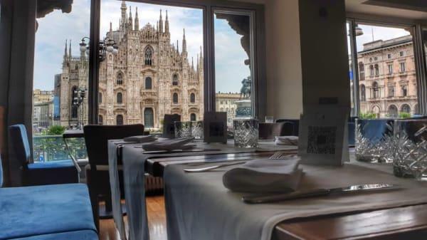 Vista Duomo, Milan